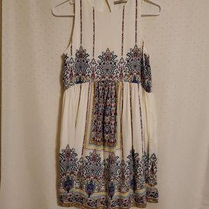Zara Trafaluc | Multi Pattern Mini Dress